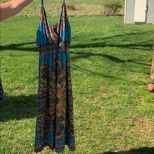 Long sundress size 2x